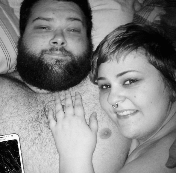 #aftersex selfie