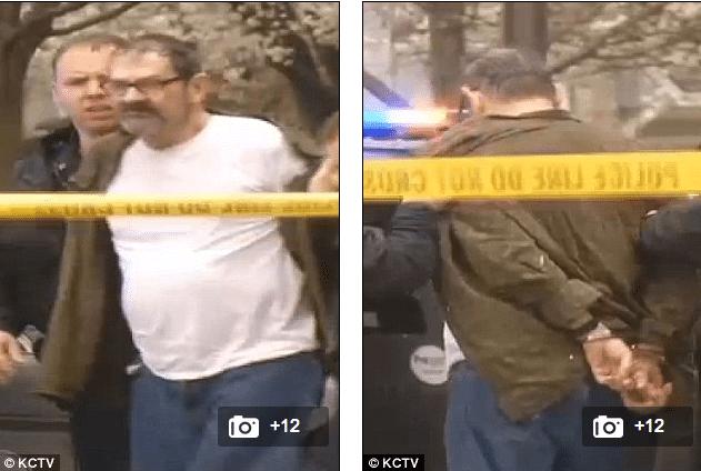 Gunman kills at Jewish community center