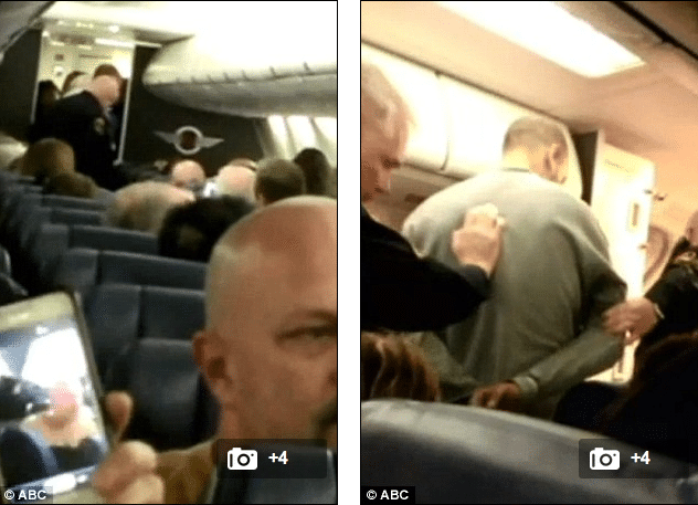 Southwest Airlines flight 722