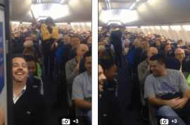 How one Southwest flight attendant became a viral stand up comic…