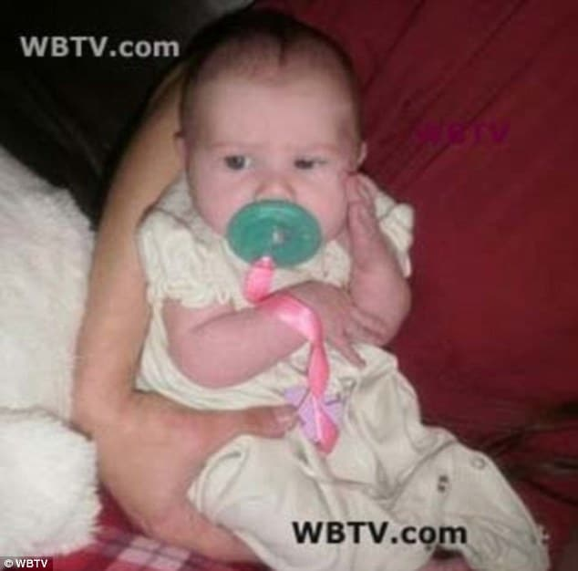 mother gets 20 years for breast feeding morphine