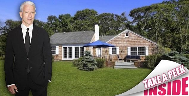 Anderson Cooper inheritance