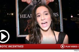 Belle Knox inspires NYC college students to become strippers.