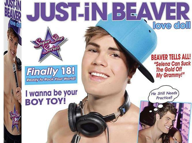 Justin Bieber sex tape