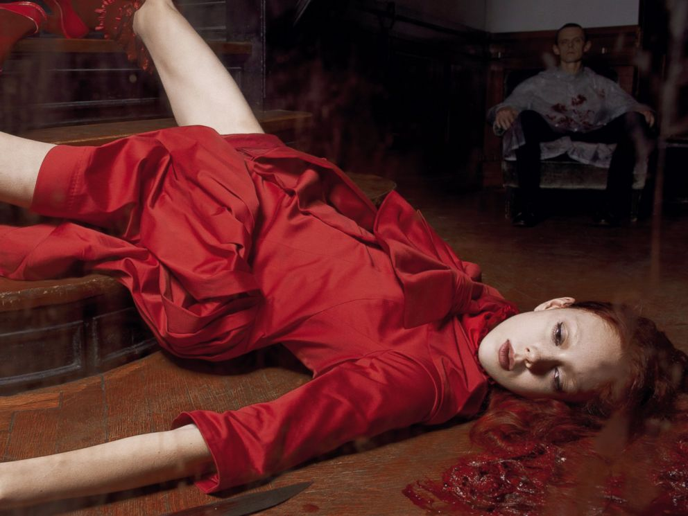Vogue Italia domestic abuse