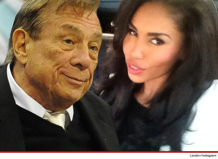 Donald Sterling suspended