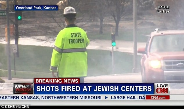 Gunman kills at Jewish community center
