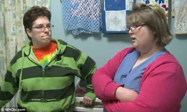 Lesbian couple find out adopted baby they had to give back dies
