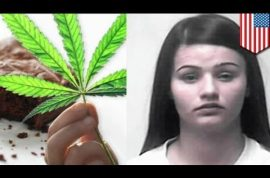 Will Saira Munoz be deported after caught selling pot brownies.