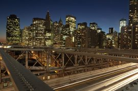 And now what? Manhattan Bridge dweller evicted.