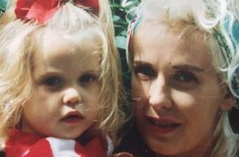 Why did Peaches Geldof tweet final picture of mother, Paula Yates?
