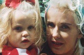 Why did Peaches Geldof tweet final picture of mother, Paula Yates?