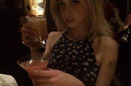 Peaches Geldof insider: 'She had a death wish.'