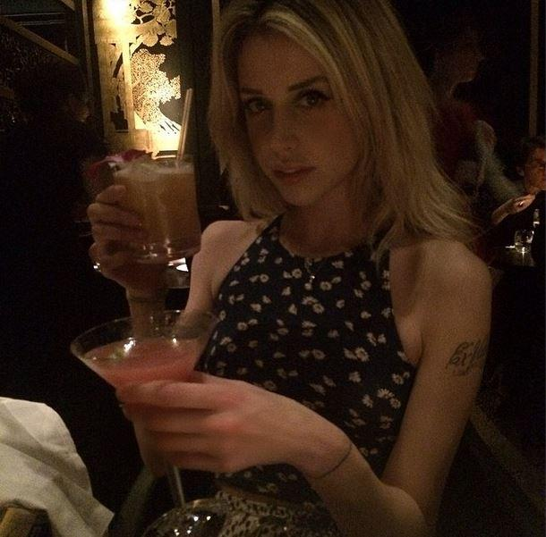 Peaches Geldof death wish