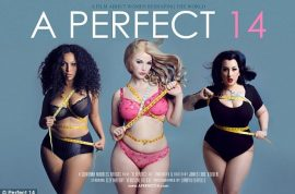 A Perfect 14, documentary on the dark side of plus size modeling.