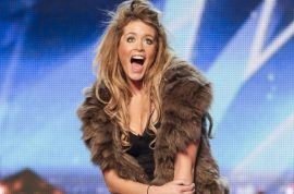 Who is Britain's Got talent violinist Lettice Rowbotham?