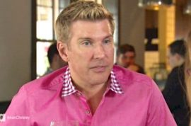 Todd Chrisley reality star forced to give up Georgia mansion and move into 2 bedroom condo.