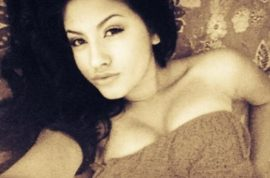 Teen beauty Lelys Leyva-Monreal dies after falling out of moving SUV. Partying all night.