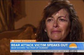 Terri Frana ambushed and mauled by five bears in her garage.