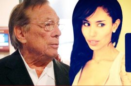 Who is V Stiviano, Donald Sterling's mistress? Jilted muse or vindictive gold digger?