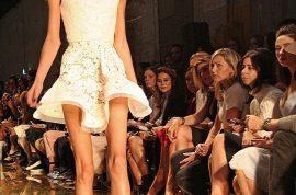 Cassi Van Den Dungen, anorexic model hits back at 'overweight hypocrites.'