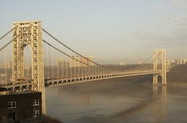 Why did one couple jump to their deaths from George Washington bridge?