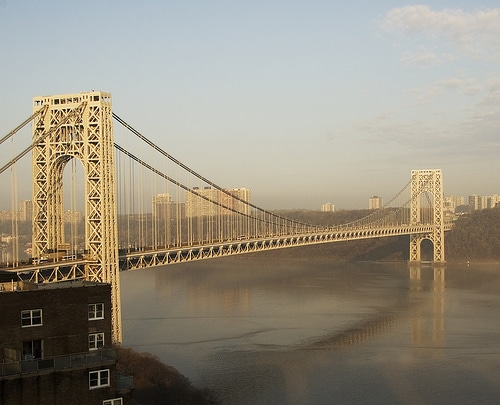 couple jump to their deaths from George Washington bridge