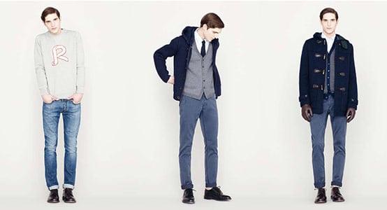 Gentleman's fashion explored online