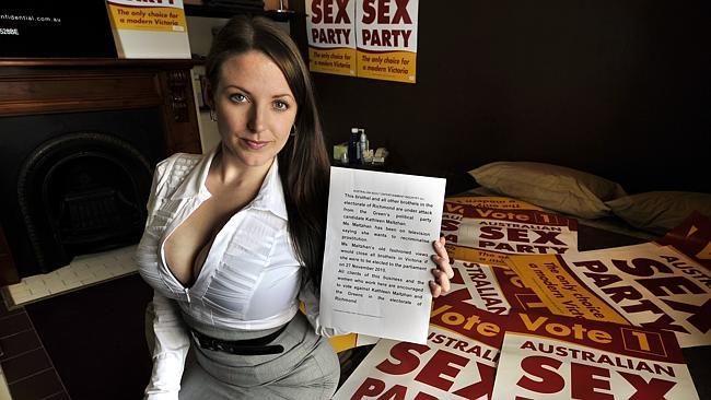 Australian porn star Angela White