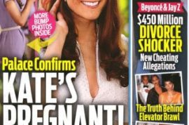 Kate Middleton pregnant with twins, a tabloid miracle?