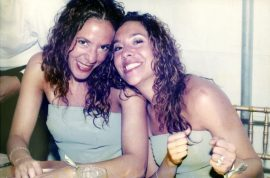 Meet Amy and Becky Glass, twins who haven't been apart for more than 30 minutes in 15 years.