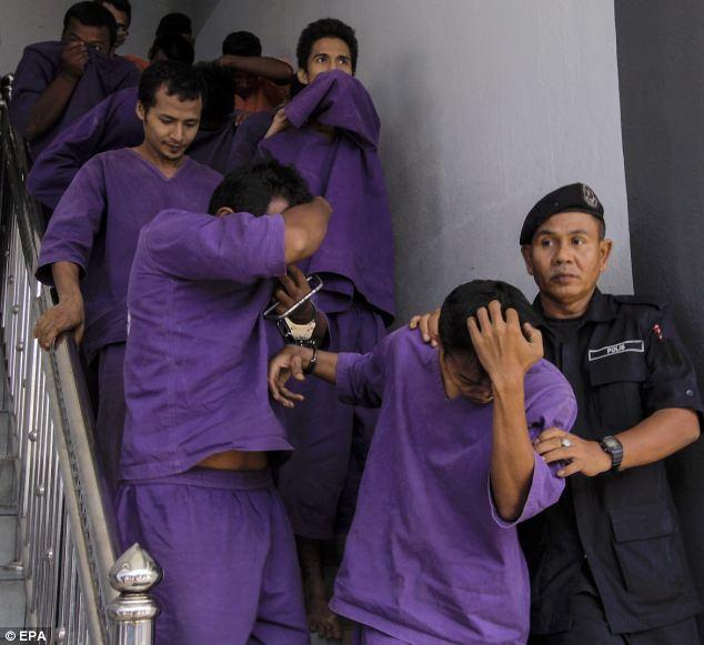 Malaysian girl gang raped by 38 men