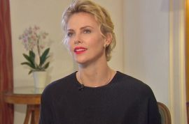 Charlize Theron 'I feel raped' comment directed at media leads to twitter meltdown.