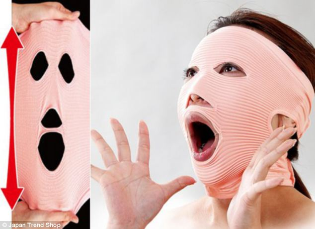 Japanese beauty aids