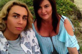 Australia's self loving Kurt Coleman mother defends her son