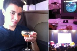 The priviliged life of Elliot Rodger: Private first class flights and $40K BMW coupe gift