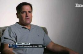 Dallas Mavericks' Mark Cuban would cross the street if he saw a black kid in a hoodie
