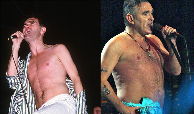 Morrisey attacked