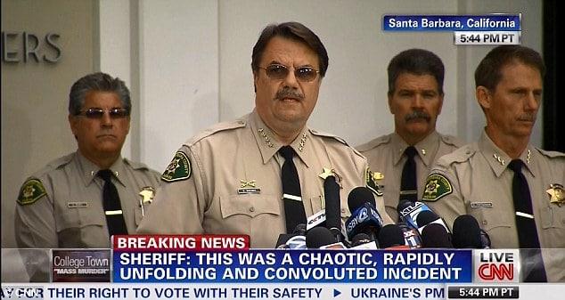 cops to blame for missing Elliot Rodger plot