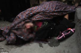 Farzana Parveen, pregnant Pakistani woman stoned to death for marrying the man she loved