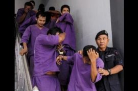Malaysian girl gang raped by 38 men for several hours in drug hut