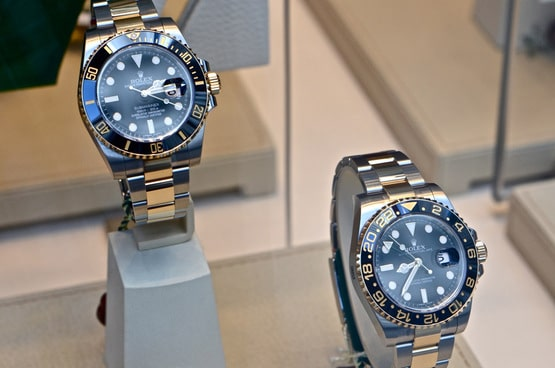 buying a rolex watch