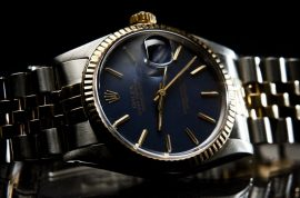 Jewelry and luxury: The art of buying a rolex watch.