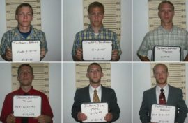 Six brothers arrested for sexually abusing sister from the age of four. Parents did nothing.