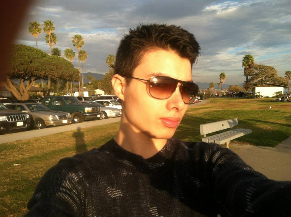 Elliot Rodger serial killer