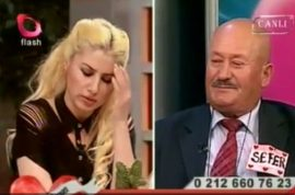 Sefer Calinak, Turkish dating show contestant asked to leave after revealing he killed wife and lover