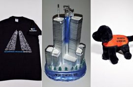 Is the 9/11 memorial museum gift store a tasteless idea?