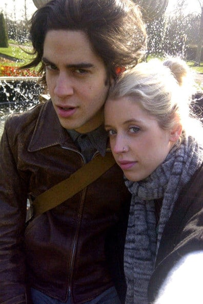 Peaches Geldof husband