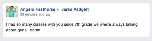 Jared Michael Padgett