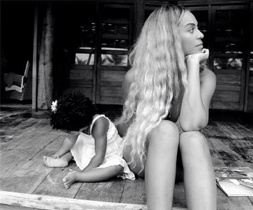 Petition for Beyonce and Jay Z to take better care of Blue Ivy's hair